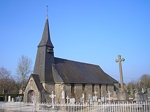 FranceNormandieLaRocqueEglise.jpg