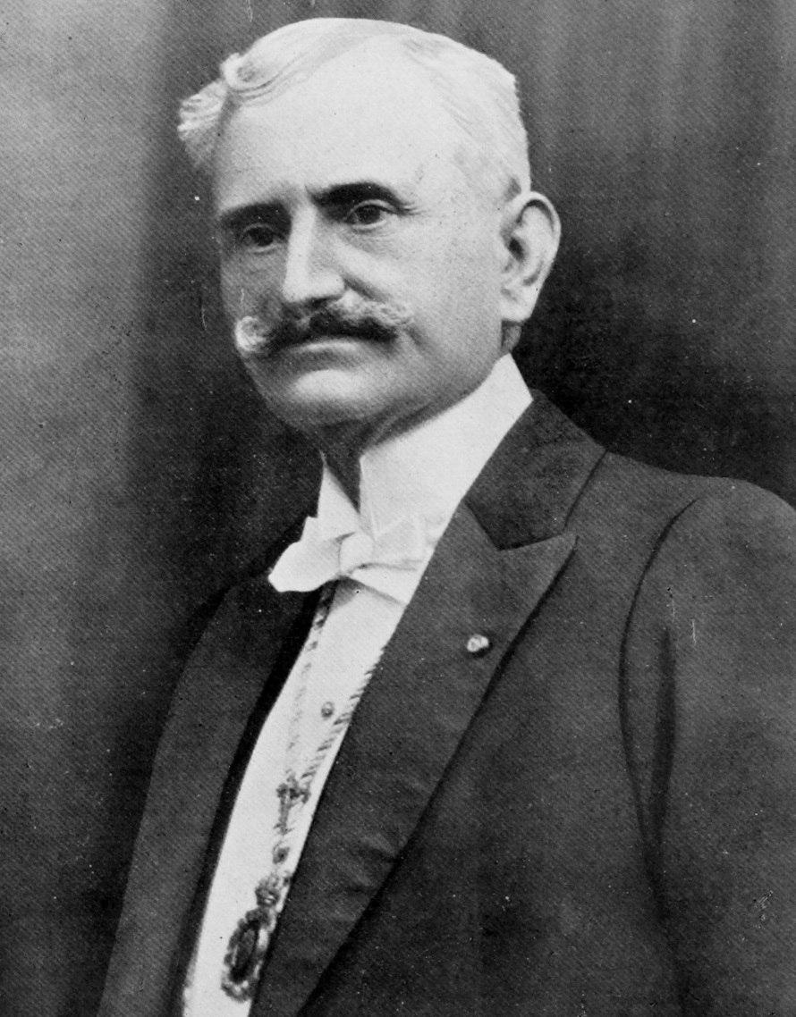 Francisco Ponte Blanco. Revista de Casa América-Galicia. Julio de 1923. n. 31
