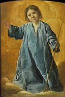 Francisco de Zurbaran - The Infant Christ - Google Art Project.jpg