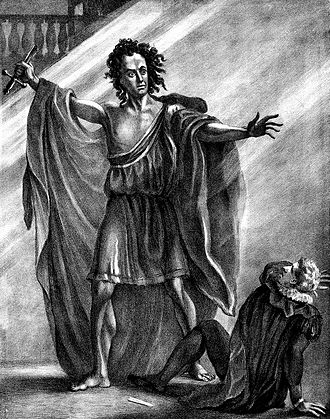 Frankenstein's monster - The actor T. P. Cooke as the monster in an 1823 stage production of Shelley's novel