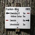 Frankenweg Entfernungstafel Heilbronn 20080428.jpg