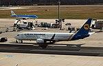 Frankfurt - Airport - Ukraine International Airlines - Boeing 737-808 - UR-PSO und KLM Cityhopper - Embraer ERJ-175STD - PH-EXO - 2018-04-02 14-35-44.jpg