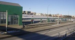 Franklin station (Calgary) - Image: Franklin (C Train) 2