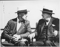 Franklin D. Roosevelt and Churchill in Quebec, Canada - NARA - 195419.tif