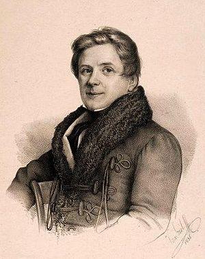 Franz Hünten - Image: Franz Hünten