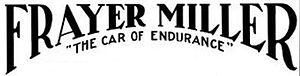 Oscar Lear Automobile Company - Image: Frayer miller 1906 logo