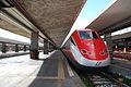 Frecciarossa at Napoli Centrale.jpg