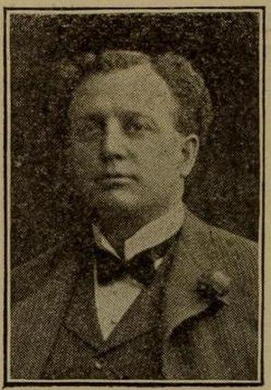 Fred Postal - Fred Postal in 1902.