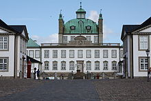List of Danish royal residences - Wikipedia