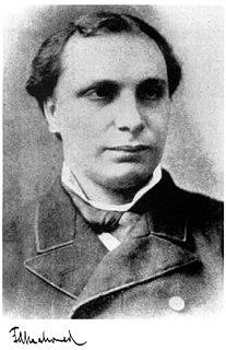 Frederick Akbar Mahomed