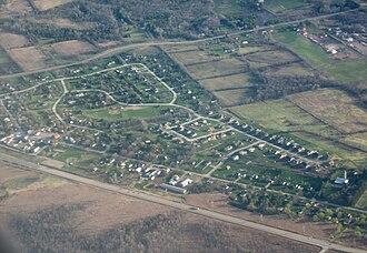 Flamborough, Ontario - The community of Freelton
