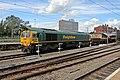 Freightliner Class 66, 66951, Crewe railway station (geograph 4019483).jpg