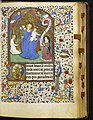 French - Leaf from Book of Hours - Walters W26976R.jpg