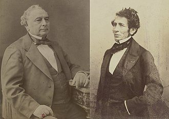 Péreire brothers - Émile and Isaac Pereire