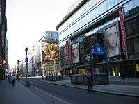 Friedrichstr at U6 Französische entrance.jpg