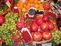 Fruit and berries in a grocery store, Paris.JPG