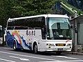 Fujisavingbus queen-I tabinosansaku.jpg