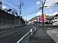 Fukuoka Prefectural Road No.504 near Mount Tachibanayama.jpg