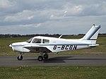 G-BCGN Piper Cherokee (26601649625).jpg