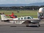 G-BSEY Beech Bonanza A36 (29632571040).jpg
