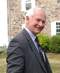 David Johnston vuonna 2010