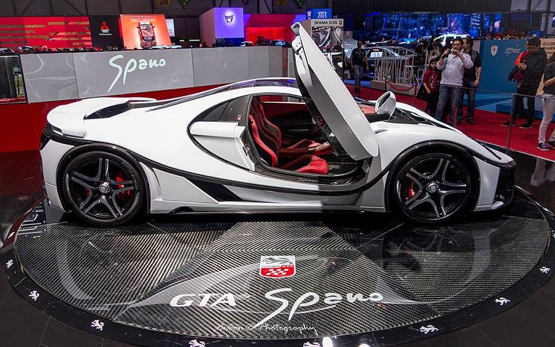 File:GTA Spano 8.0 '15 (16590957120).jpg