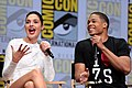 Gal Gadot & Ray Fisher (35813626980).jpg
