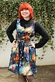 Galaxy Print Dress Layered Over a Black Mock Neck Sweater (17096933736).jpg