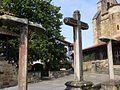 Galdácano - barrio de Elexalde, Iglesia de Andra Mari 04.jpg