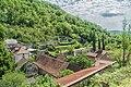 Garden of the castle of Larnagol 01.jpg