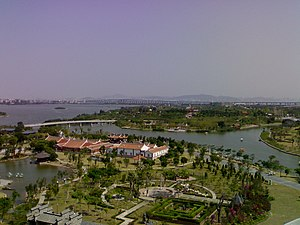 Jimei District - A new park by the Xinglin Bay