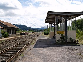Image illustrative de l'article Gare de Bruyères (Vosges)