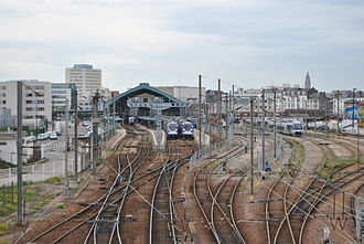 Le Havre - Le Havre Railway Station