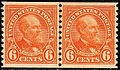 Garfield coil stamps 6c 1932 issue2.jpg