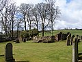 Garvald Parish Church Ruin and Churchyard - geograph.org.uk - 765022.jpg