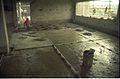 Gate Complex Interior Under Construction - Science City - Calcutta 1994-11-03 463.JPG