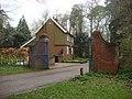 Gates to Nowton park - geograph.org.uk - 1253518.jpg