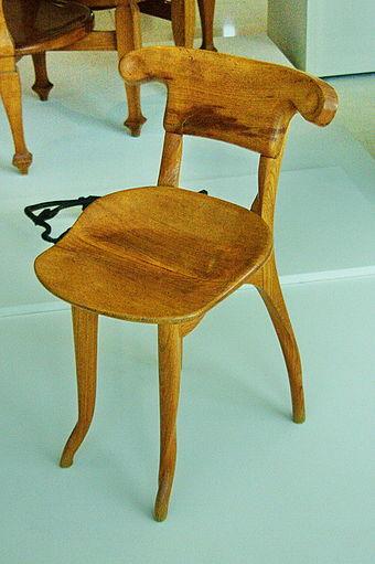 Chaise de la maison batll au mus e national d 39 art de - Maison de la chaise ...