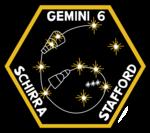 Missionsemblem Gemini 6A