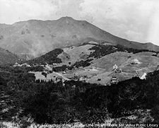 Mill Valley before 1900.