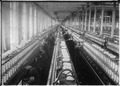 General view of spinning room, Cornell Mill, Fall River, Mass. - NARA - 523509.tif
