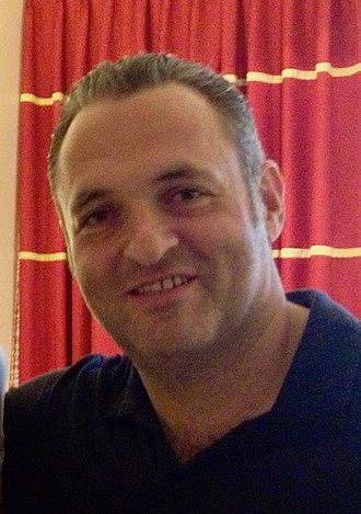 Genndy Tartakovsky - Tartakovsky in 2012 at CTN Animation Expo