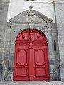Gennes-sur-Seiche (35) Église Saint-Sulpice Façade ouest 02.JPG
