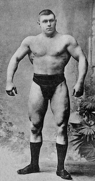 George Hackenschmidt - Hackenschmidt, circa. 1905