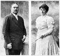 Georg und Eliza Wassilko von Serecki 1907.png
