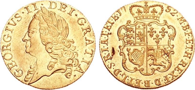 George II Guinea 722655