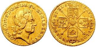 George I Quarter Guinea 641648