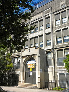 Walter George Smith School