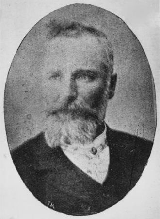George Story (politician) - Image: George William Bennett Story M.L.A
