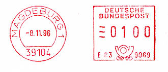 Germany stamp type PA19.jpg